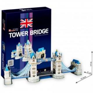 3D prostorové puzzle- Tower Bridge